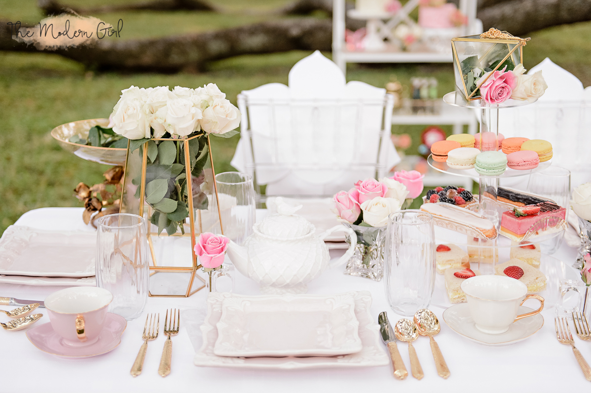 garden tea party yes please the modern girl party
