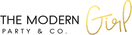The Modern Girl Party Logo